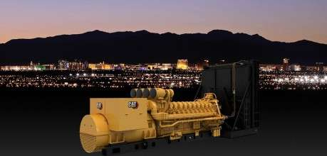 The biggest diesel generator set in the world - Phú Thái Cat