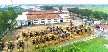 Giới thiệu Trung tâm Hỗ trợ Sản phẩm tại Hưng Yên - Phú Thái Cat