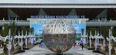 Máy phát điện Cat tại dự án Sân bay quốc tế Đà Nẵng - Phú Thái Cat
