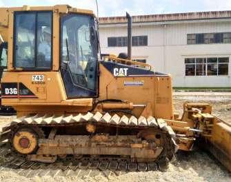 CAT D3G - Phú Thái Cat