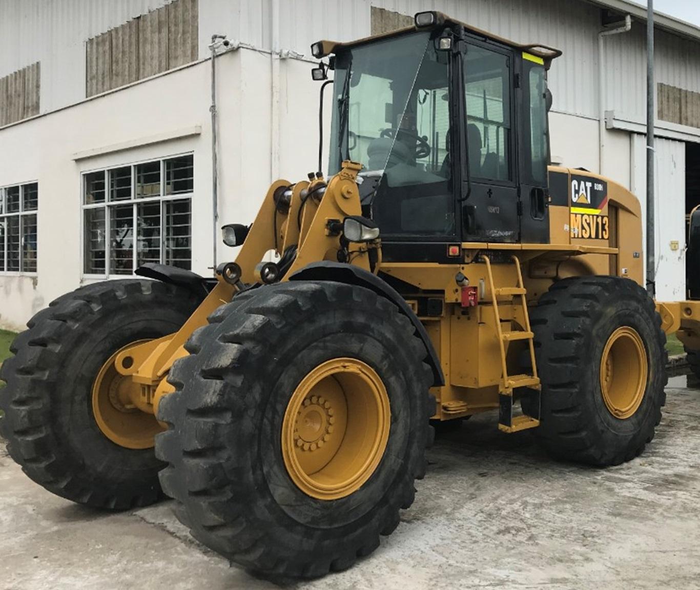 Cat 930H - Phú Thái Cat