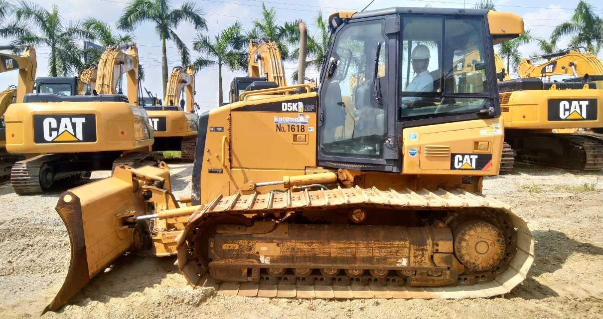 Cat D5K LGP - Phú Thái Cat