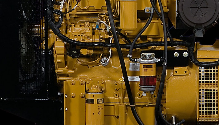 Cat Diesel Engine